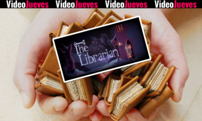 the librarian videojueves