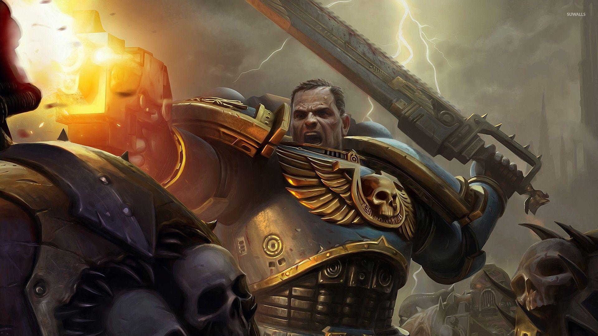 Warhammer 40000 Space Marine Gratis En Humble Pressover