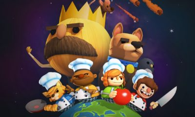 Overcooked Games with Gold de octubre