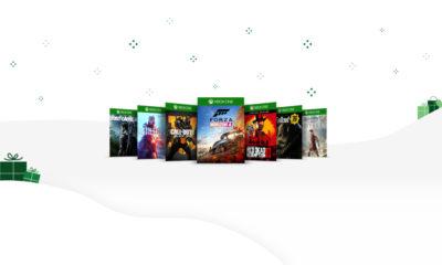 Ofertas de Año Nuevo en Xbox