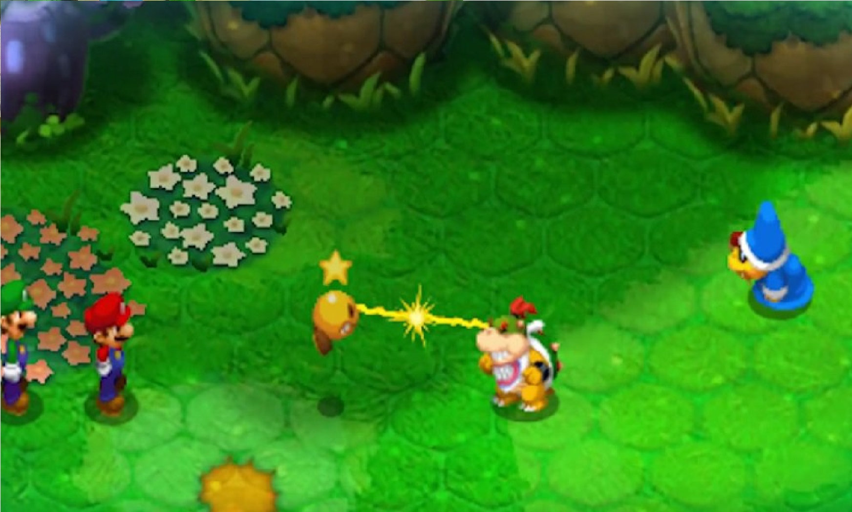 Mario & Luigi Bowser's Inside Job