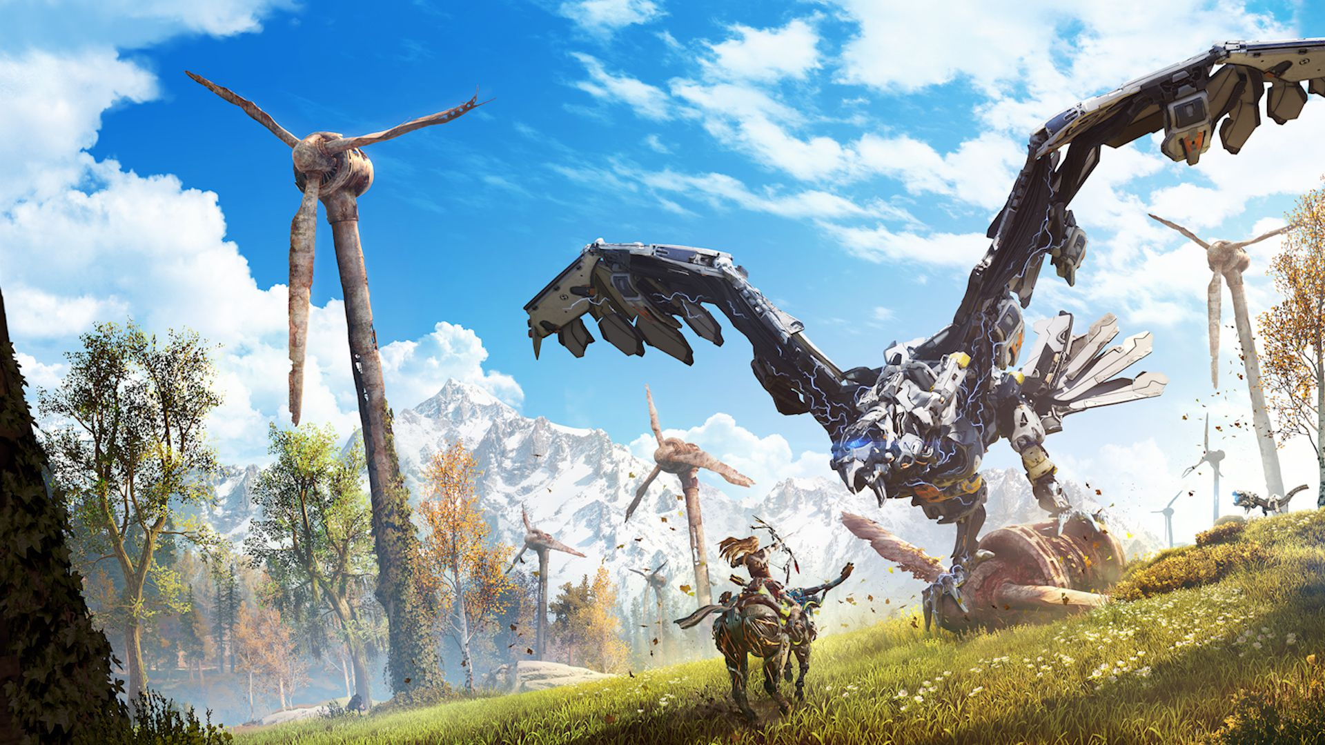 HZD PlayStation