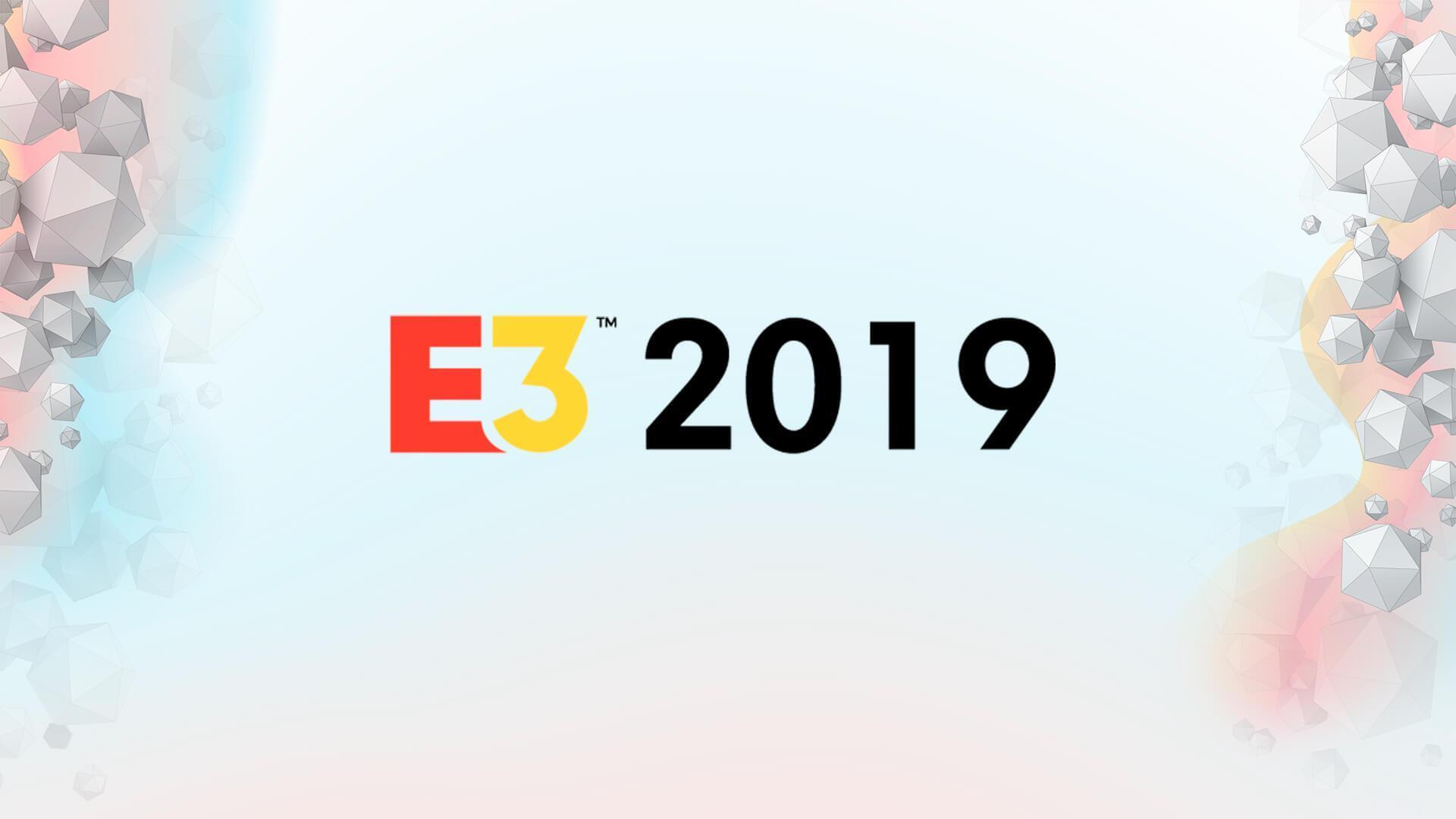 E3 2019 representación