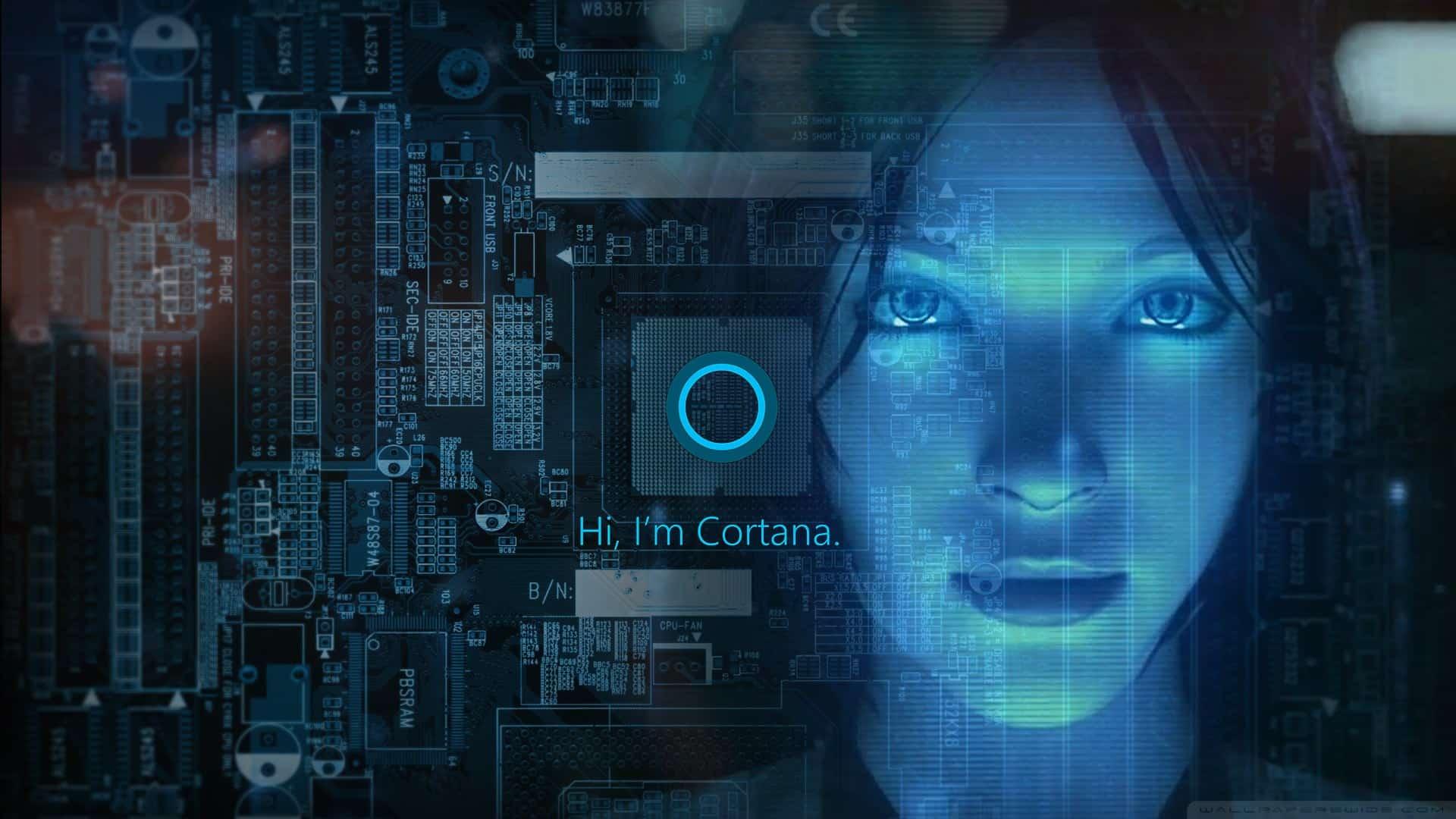 Cortana-Xbox One