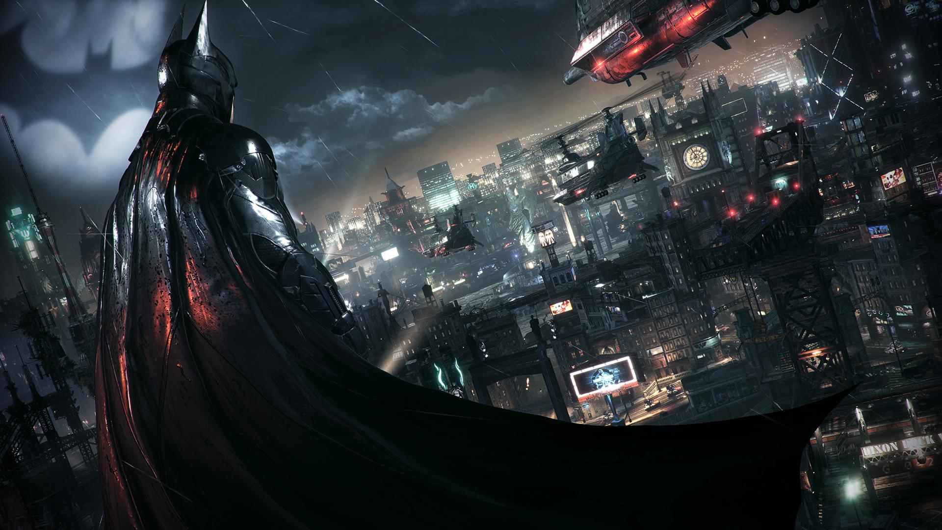 Batman Arkham Knight - PS Plus Games septiembre