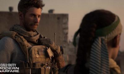 Modern Warfare - Campaña