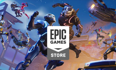 Epic-Games-Store Halloween