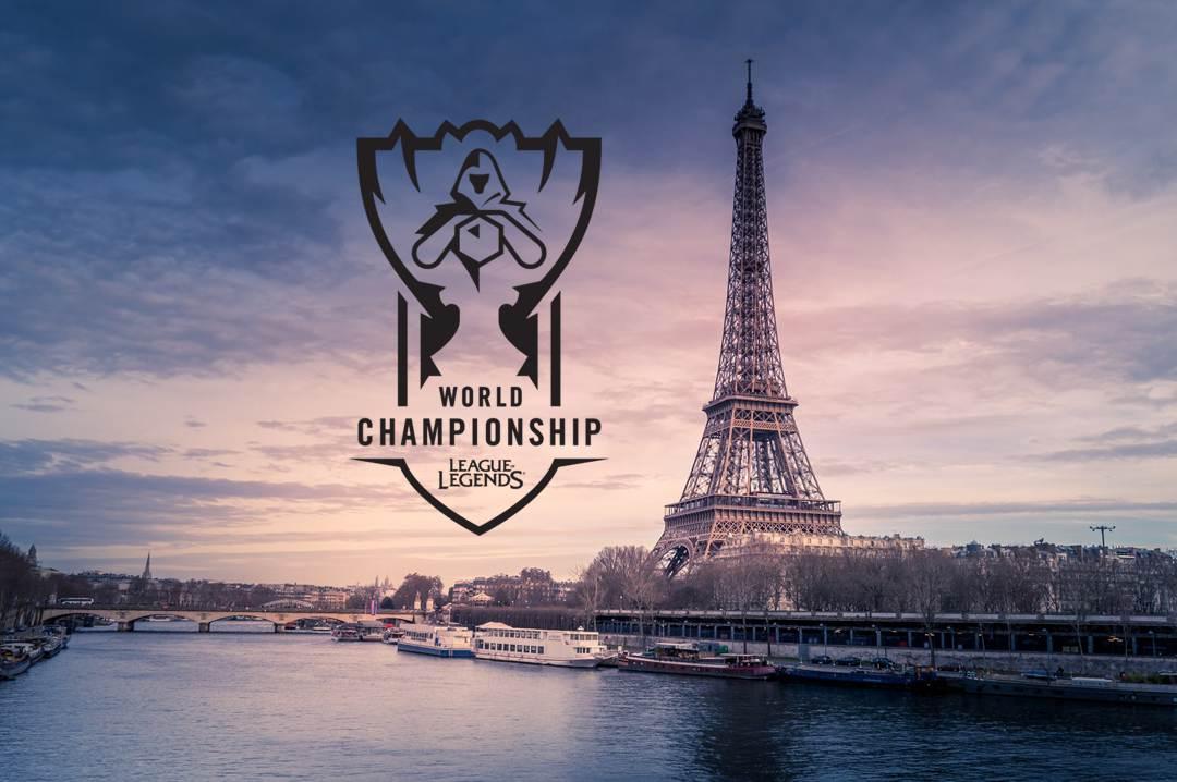 League of Legends World