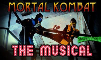 Mortal Kombat: El Musical