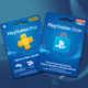 tarjetas PlayStation