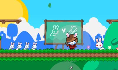 A Pretty Odd Bunny