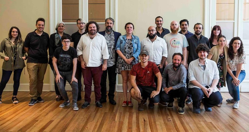 Reunión Sectorial de Videojuegos