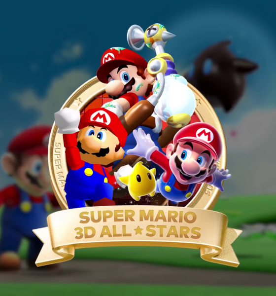 Super Mario 3D All-Stars Collection