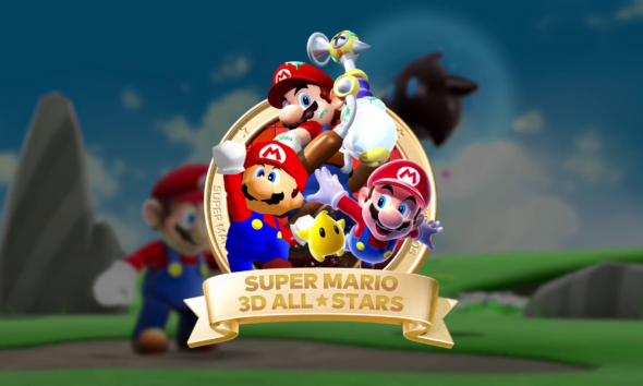 Super Mario 3D All-Stars Collection