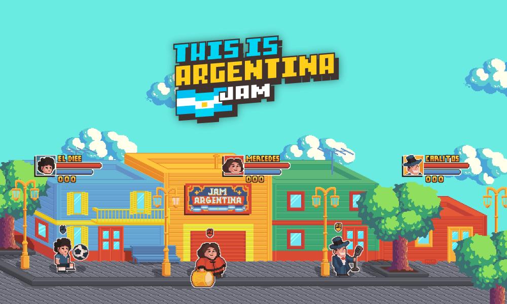 Argentina Jam